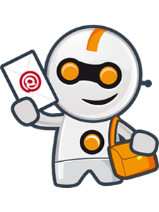 WizBot 'Flash' - the email delivery expert