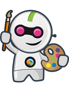Doodles the design WizBot can help with your email marketing template design, just ask